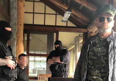 Rutkowski dla RMF FM: Zatrzymałem mężczyznę, który mógł pomagać Markowi Falencie w ukrywaniu się