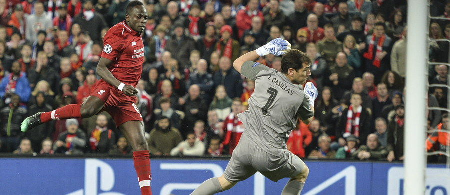 Tottenham Hotspur niespodziewanie pokonał na swoim nowym stadionie Manchester City 1:0, a Liverpool wygrał u siebie z FC Porto 2:0 w ćwierćfinałach piłkarskiej Ligi Mistrzów. Rewanże w tych parach odbędą się 17 kwietnia.