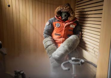 Valerjan Romanovski: Wszyscy myślą, że jak jest minus 100 stopni C., to powinno być zimno
