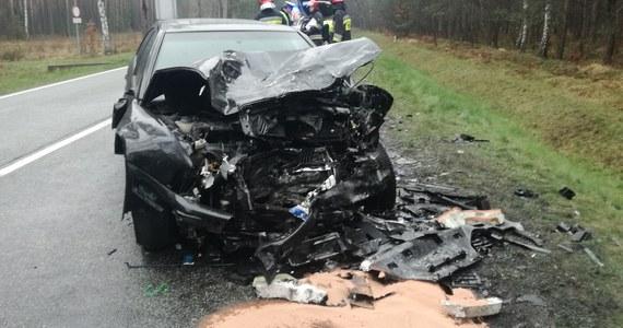 Dwie osoby zostały ranne w wypadku w miejscowości Bierdzany na drodze krajowej nr 45 z Opola do Kluczborka. Zderzyły się tam dwa auta osobowe. Zdjęcia z miejsca zdarzenia dostaliśmy na Gorącą Linię RMF FM.