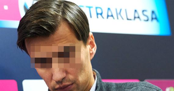 Znany były piłkarz Jarosław B. został we wtorek zatrzymany w Sopocie w związku z podejrzeniem popełnienia przestępstwa przeciwko wolności seksualnej. Prokuratura potwierdziła dziennikarzowi RMF FM fakt zatrzymania Jarosława B., ale nie zdradza na razie żadnych szczegółów.