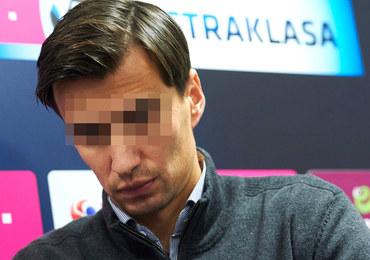 B. piłkarz Jarosław B. zatrzymany w Sopocie