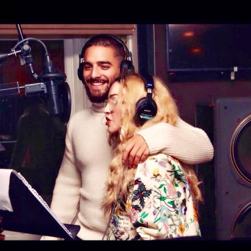 """Już w środę (17 kwietnia) ukaże się pierwszy singel z nowej płyty Madonny """"Madame X"""". W piosence zatytułowanej """"Medellin"""" królową popu wspiera kolumbijski wokalista Maluma."""