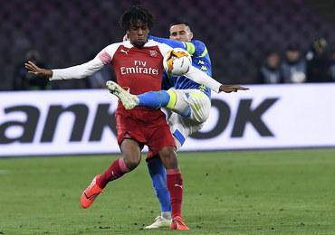 Piłkarska LE: Napoli odpadło, w półfinałach dwie drużyny z Londynu
