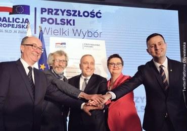 Koalicja Europejska po świętach ma przyspieszyć. Zapowiada spotkania i rozliczanie PiS