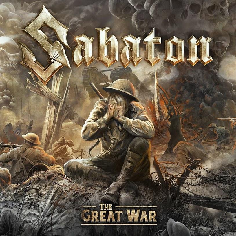 """Na nowy album """"The Great War"""" szwedzkiej grupy Sabaton trafi 11 utworów opowiadających o czasach I wojny światowej."""