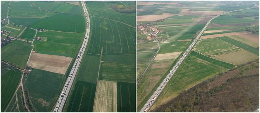 Kilkanaście kilometrów miał w piątek przed południem korek na autostradzie A4 od granicy z Niemcami w kierunku Wrocławia. Powodem utrudnień są poranne kolizje oraz duże natężenie ruch w związku ze zbliżającymi się świętami - informowała Generalna Dyrekacja Dróg Krajowych i Autostrad. O - delikatnie mówiąc -  wolnym tempie jazdy informowaliście również na Gorącą Linię RMF FM.