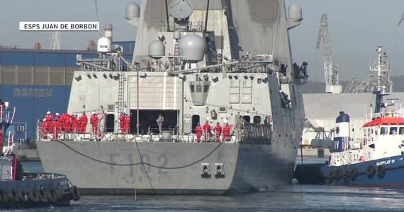 """Amerykański niszczyciel USS """"Gravely"""", niemiecki okręt zaopatrzenia FGS """"Rhön"""" oraz fregaty - turecka TCG """"Gokova"""", brytyjska HMS """"Westminster"""", hiszpańska ESPS """"Almirante Juan de Borbón"""" i ORP """"Gen. K. Pułaski"""" – wpłynęły do gdyńskiego portu."""