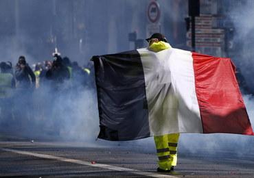 """Mobilizacja we Francji przed kolejnym protestem """"żółtych kamizelek"""""""
