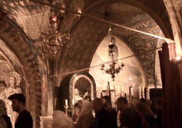 Jerozolima śladami Chrystusa – Bazylika Grobu Pańskiego [WIDEO]