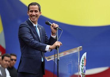 Guaido nawołuje do największej manifestacji w historii Wenezueli