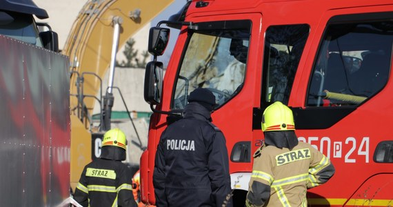 14 zastępów strażackich dogasza pożar młodnika, w okolicach Bożniewic w powiecie koszalińskim. Jak powiedział nam oficer dyżurny ze stanowiska kierowania - strażakom udało się opanować ogień.