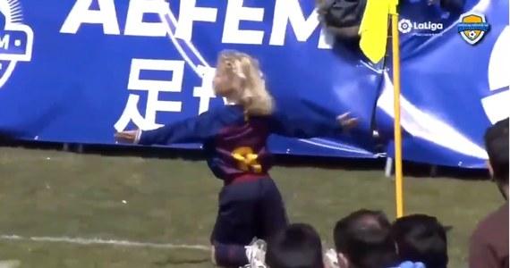 Michał Żuk kolejny raz sprawił dużo radości kibicom Barcelony. Młodziutki Polak strzelił wyrównującą bramkę w meczu z Realem Madryt – podaje Onet.