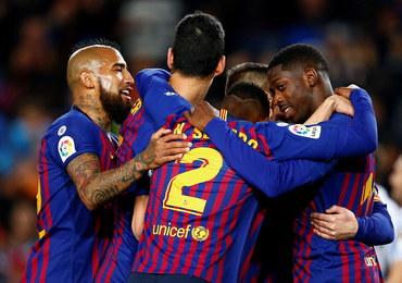Barcelona o krok od wywalczenia mistrzostwa