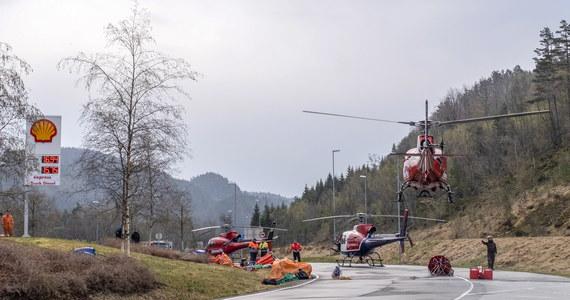 Norwescy strażacy walczą z gigantycznymi pożarami lasów. Ogień pojawił się w 6 tys. miejsc. Z powodu zagrożenia ewakuowano ponad setkę domostw.