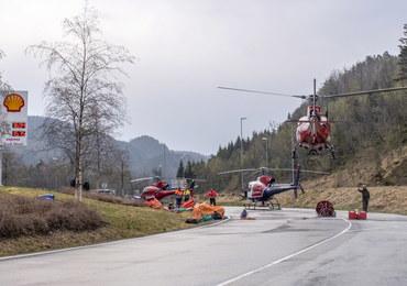 Pożary lasów w Norwegii. Ewakuowano setki osób