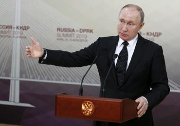 Putin porównał paszporty dla mieszkańców Donbasu do... Karty Polaka