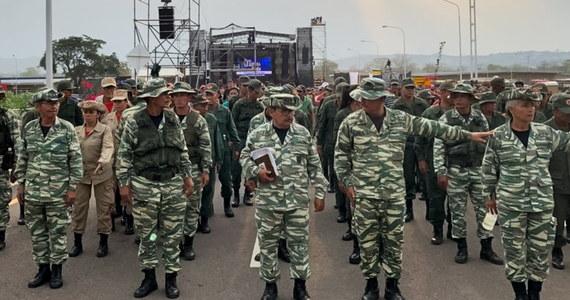 """""""Kuba nie ma żadnych oddziałów czy też żołnierzy w Wenezueli. Nie bierzemy też tam udziału w operacjach wojskowych lub sił bezpieczeństwa"""" - zapewnił szef kubańskiej dyplomacji Bruno Rodriguez."""
