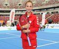 WTA Praga: Kania i Jakupović w ćwierćfinale debla