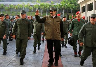 """Wenezuela: Maduro zapowiedział """"rozbrojenie uczestników puczu"""""""