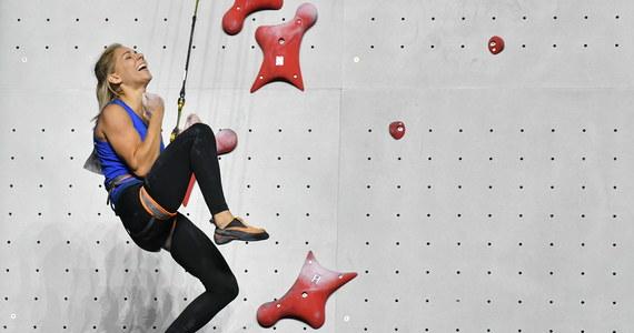 Aleksandra Rudzińska triumfowała w zawodach Pucharu Świata we wspinaczce sportowej na czas w chińskim Wujiang. Polka w półfinale czasem 7,28 s ustanowiła rekord kraju, a w decydującym pojedynku pokonała Indonezyjkę Aries Susanti Rahayu.