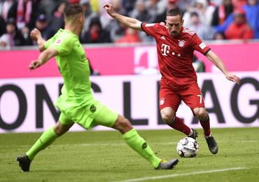 Franck Ribery odchodzi z Bayernu Monachium