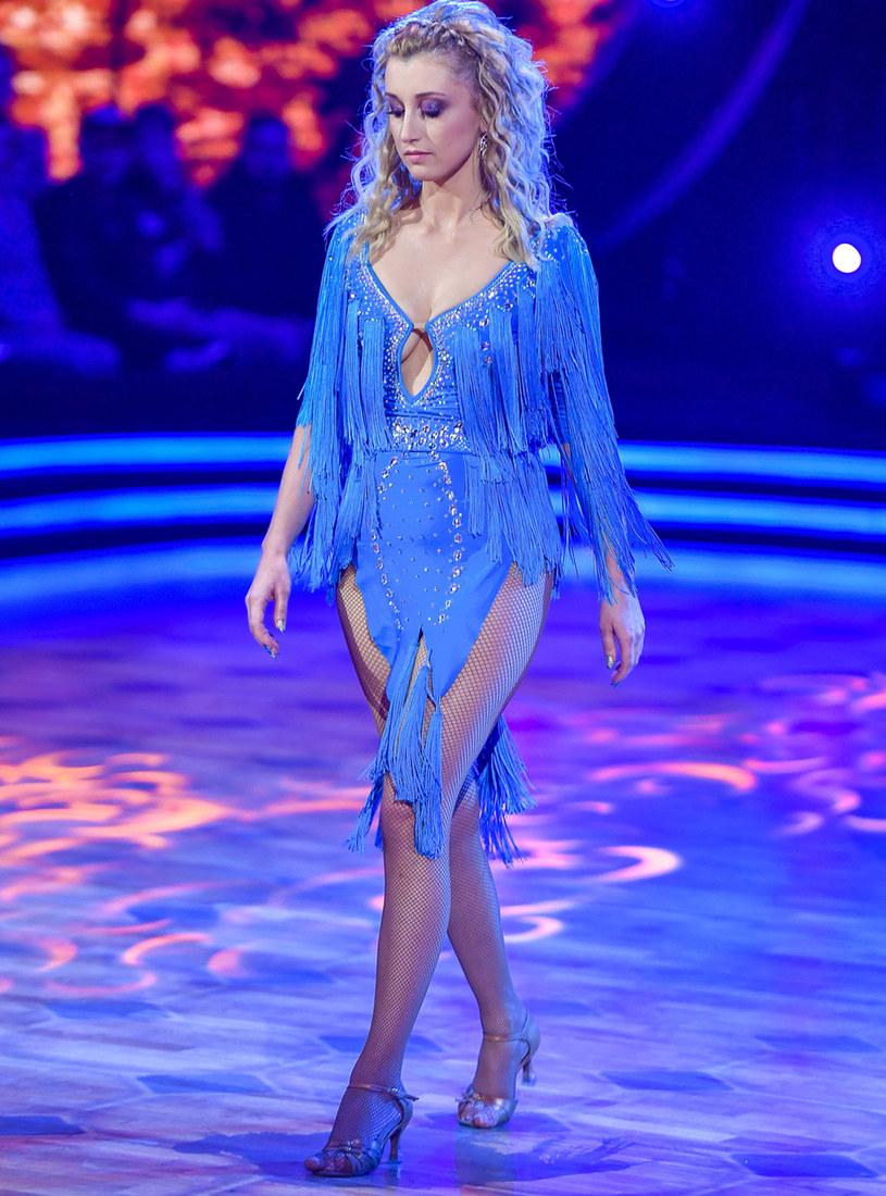 """Justyna Żyła zdecydowała się na zmianę fryzury. Celebrytka, która do niedawna rywalizowała na parkiecie """"Tańca z Gwiazdami"""", nową fryzurą pochwaliła się na swoim Instagramie."""