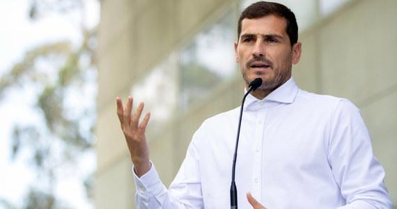 Słynny hiszpański bramkarz Iker Casillas, który większość piłkarskiej kariery spędził w Realu Madryt, a obecnie broni barw FC Porto, wyszedł ze szpitala. Przebywał w nim od 1 maja, kiedy trafił tam z powodu ataku serca podczas treningu.