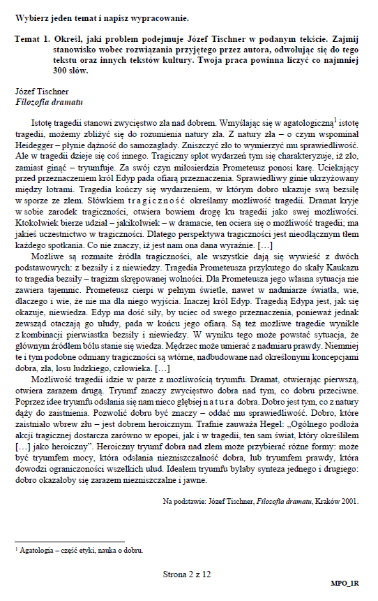 matura rozszerzona polski 2021