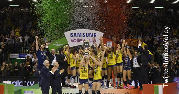 Siatkarki Imoco Volley Conegliano z Joanną Wołosz w składzie po raz drugi z rzędu, a trzeci w historii zdobyły mistrzostwo Włoch. W trzecim meczu finałowym Imoco pokonało drużynę Igor Gorgonzola Novara 3:2 (25:16, 23:25, 25:11, 20:25, 15:13).