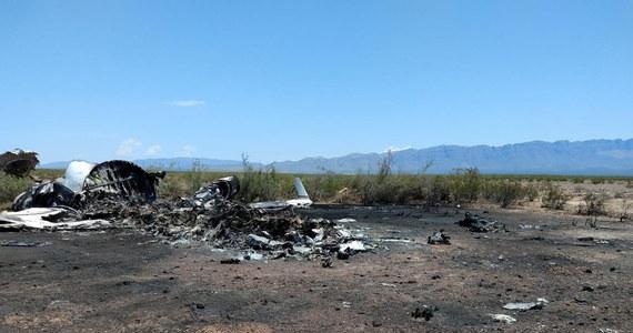 Władze stanu Coahuila, gdzie w poniedziałek rozbił się lecący z Las Vegas do Monterrey na północy Meksyku mały samolot pasażerski, poinformowały, że zginęły wszystkie osoby znajdujące się na pokładzie. Z dokumentów przewozowych wynika, że chodzi o 13 osób.