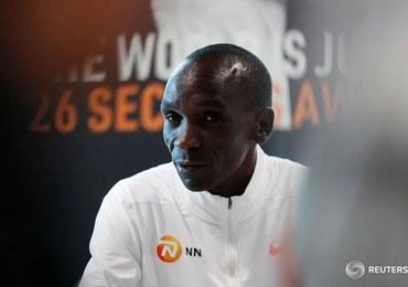 Kenijczyk Kipchoge spróbuje pokonać maraton poniżej 2 godzin