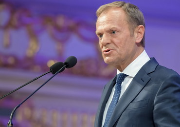 """Tusk skomentował słowa Jażdżewskiego. """"Ile wolności jest na polskich uczelniach?"""""""