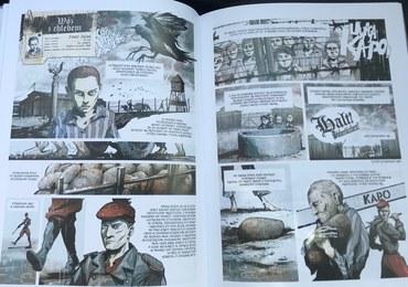 Powstał komiks o więźniach Majdanka
