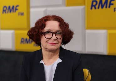 Elżbieta Kruk o wejściu policji do mieszkania Elżbiety Podleśnej: To nie musiało być o szóstej rano
