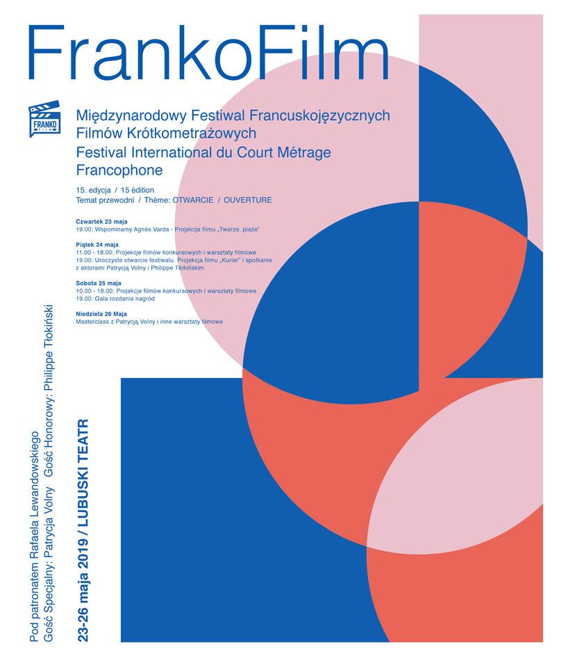 Międzynarodowe gwiazdy kina spotkają się z młodzieżą podczas 15. edycji Międzynarodowego Festiwalu Francuskojęzycznych Filmów Krótkometrażowych FrankoFilm - Zielona Góra. Filmowe święto odbędzie się w dniach 23-26 maja.