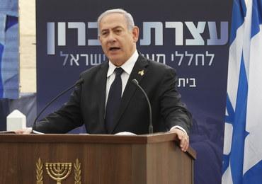 Netanjahu: Izrael nie pozwoli, by Iran pozyskał broń jądrową