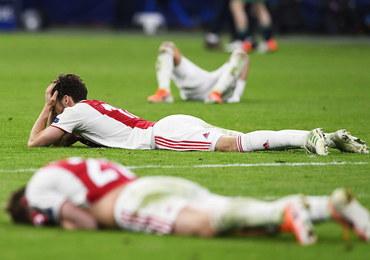 """Ajax pokonany, Tottenham w finale Ligi Mistrzów! Holenderskie media: """"Pozostaje ogromny kac"""""""