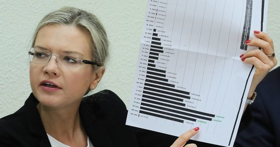 """""""W przyszłą środę na posiedzeniu komisji zostanie posłom udostępniony raport końcowy"""" - powiedziała szefowa komisji śledczej ds. Amber Gold Małgorzata Wassermann (PiS). """"W raporcie tylko dwie instytucje państwowe oceniono pozytywnie - KNF i Ministerstwo Gospodarki"""" - dodała."""