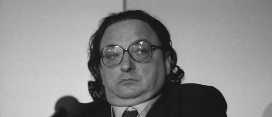 W wieku 78 lat w Wenecji zmarł znany włoski polityk, były szef dyplomacji Gianni De Michelis. Był przyjacielem Polski i jej opozycji demokratycznej w latach 80.