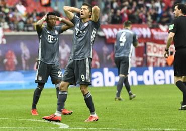 Bayern Monachium zremisował i dalej nie może być pewny mistrzostwa