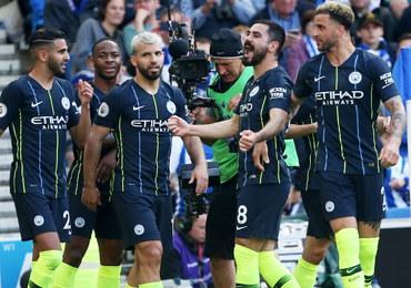 Manchester City drugi raz z rzędu mistrzem Anglii