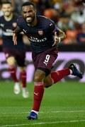 Arsenal szykuje nowe kontrakty dla Lacazette'a i Aubameyanga
