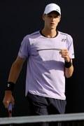 Ranking ATP. Hubert Hurkacz awansował na 41. miejsce