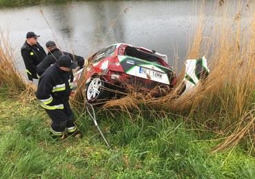 Śledztwo ws. wypadku na Rajdzie Żuławskim. Zginął kierowca i pilot