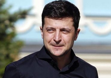 Wołodymyr Zełenski ukarany grzywną za złamanie ciszy wyborczej
