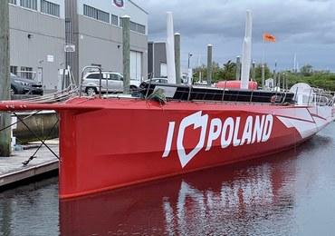 """Jacht """"I love Poland"""" uszkodzony. Miał promować kraj"""