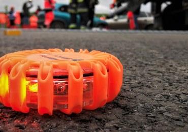 Wypadek autobusu na Podlasiu. 6 dzieci i 2 dorosłych w szpitalu