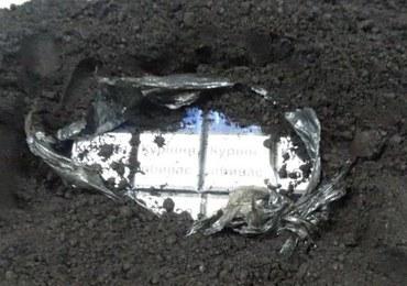 Korczowa: 2 miliony papierosów ukrytych w torfie