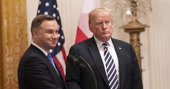12 czerwca w Waszyngtonie dojdzie do spotkania prezydenta Donalda Trumpa z Andrzejem Dudą. Informację przekazał w oficjalnym komunikacie Biały Dom.